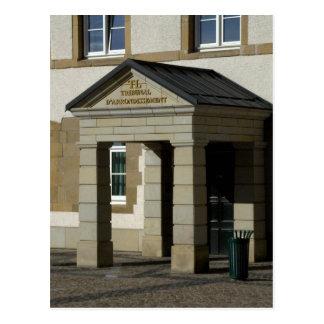 d'Arrondissement del tribunal, Luxemburgo Tarjetas Postales