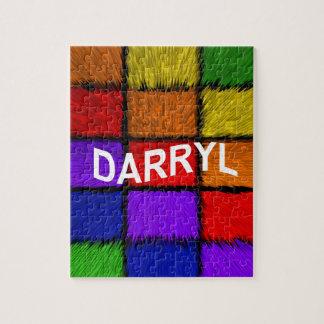 DARRYL JIGSAW PUZZLE