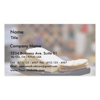 Darsonval Cheese Business Card