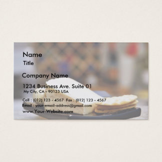 Darsonval Cheese Business Card