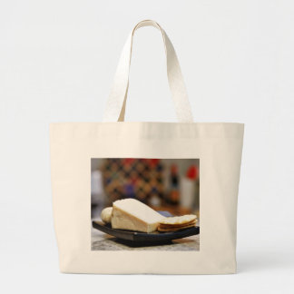 Darsonval Cheese Large Tote Bag