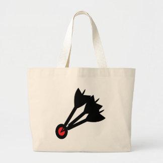 dart arrows bullseye bag