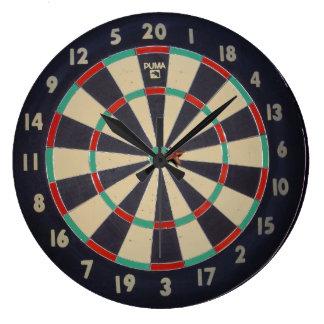Dart_Board,_ Wall Clocks