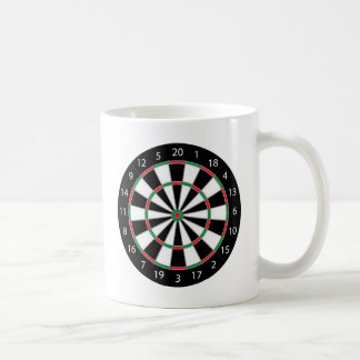 DART BOARD ~ COFFEE MUG