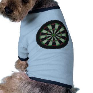 Dart Board Doggie Tshirt