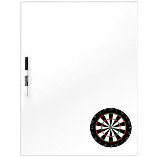 Dart Board Dry-Erase Whiteboards