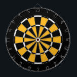 "Dart Board in Pittsburgh Hockey Colors<br><div class=""desc"">Dart Board in Pittsburgh Hockey Colors</div>"