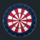 "Dart Board in Washington Hockey Colors<br><div class=""desc"">Dart Board in Washington Hockey Colors</div>"