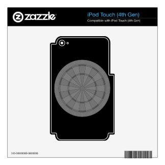 Dart Board iPod Touch 4G Skin