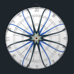 "Dart Board VIII<br><div class=""desc"">Great design ready for anyone to customize for family or friends.</div>"