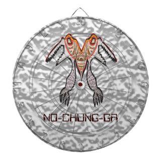 DART Chakra - NO-CHUNG-GA UFO creature by Navin Dart Board