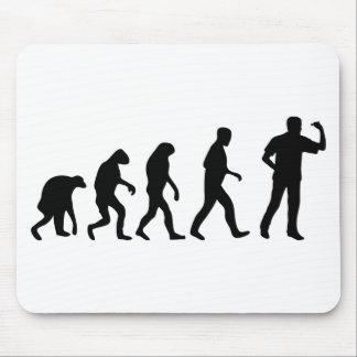 dart evolution mouse pad