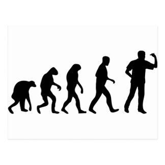 dart evolution postcard