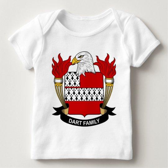 Dart Family Crest Baby T-Shirt