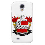 Dart Family Crest Galaxy S4 Cover