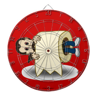 DART GAME BOARDS - FUNNY GAMES - GAME ROOM GIFTS DARTBOARD WITH DARTS