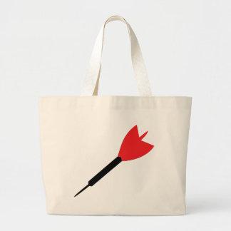 dart icon canvas bags