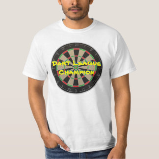 Dart League Champion T-Shirt