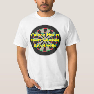 Dart League Champs T-Shirt