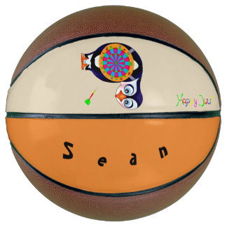 Dart Penguin by The Happy Juul Company Basketball