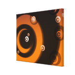 DART STRETCHED CANVAS PRINTS