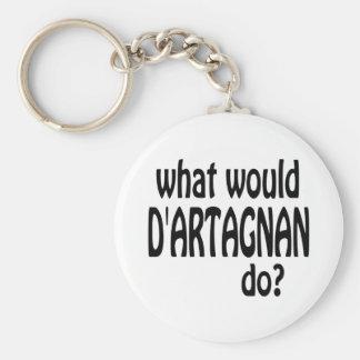 D'Artagnan Keychain