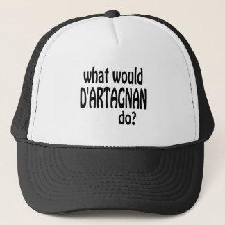 D'Artagnan Trucker Hat