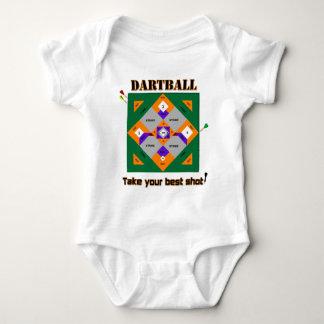 Dartball Baby Bodysuit