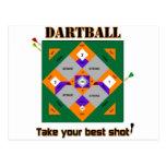 Dartball Postal