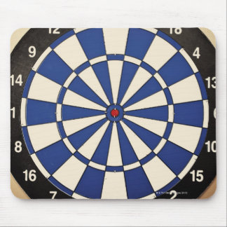 Dartboard 2 mouse pad