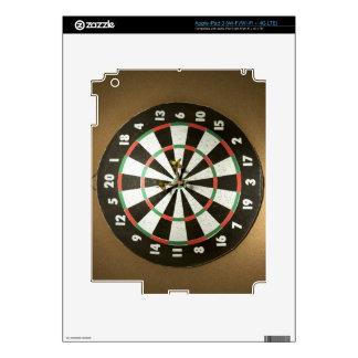 Dartboard 3 iPad 3 skin