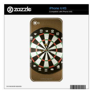 Dartboard 3 decal for the iPhone 4S
