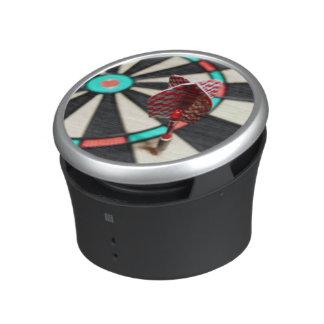 Dartboard Bumpster Speaker