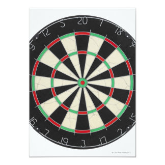 Dartboard Card