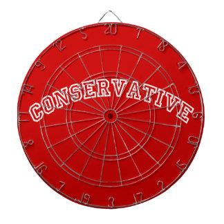 Dartboard conservador