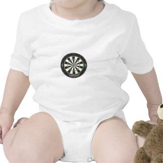 Dartboard Darts 3D Model Tee Shirts