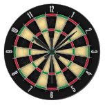 Dartboard Darts Bar Pub Games Wall Clock