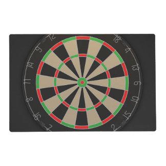 Dartboard Darts Bullseye Lover Placemat