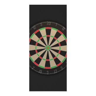 Dartboard Darts Lover Card