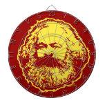 Dartboard de Karl Marx Tabla Dardos