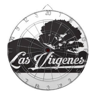Dartboard de Las Virgenes (paisaje)