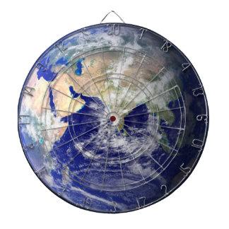 Dartboard de los Astronomía-amantes de la tierra d
