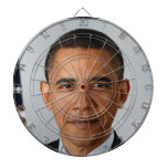 Dartboard de Obama Tabla Dardos