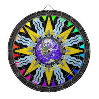 Dartboard de objetivos múltiples de las energías