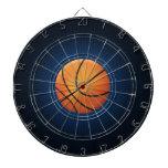 Dartboard del baloncesto tablero dardos
