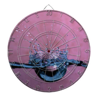 Dartboard del chapoteo del agua tablero dardos