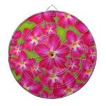 Dartboard del collage del rosa de desierto tablero de dardos