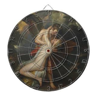 Dartboard del Cupid Tablero De Dardos