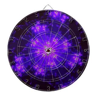 Dartboard del fractal de la nebulosa