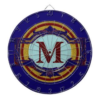 Dartboard del monograma